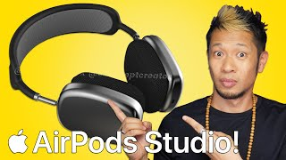 AirPods Studio Leaked + New Details! Everything you need to know