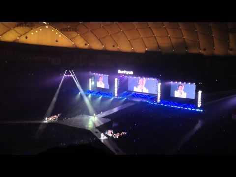 120805 SMT TOKYO Ryeowook Eunhyuk Chen Everything