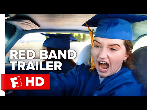 Booksmart Red Band Trailer #1 (2019)