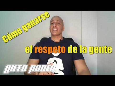 Cómo ganarse el respeto de la gente | Ingeniero Gabriel Salazar