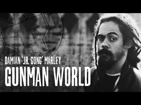 Damian Marley - Gunman World - Rootsman Riddim (Overstand Entertainment) January 2014