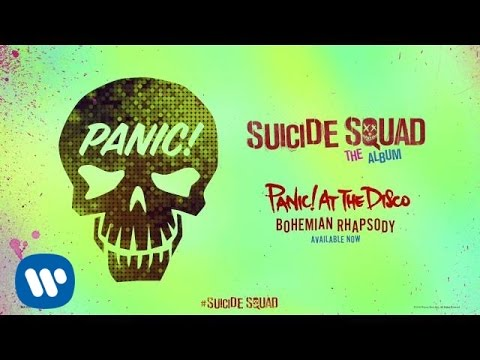 Panic! At The Disco - Bohemian Rhapsody (from Suicide Squad: The Album) (Audio)