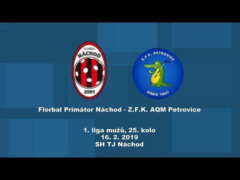 1. liga mužů, Náchod - Petrovice