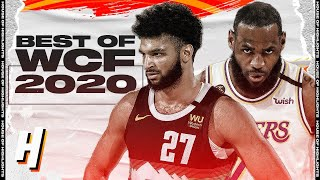 Best of WCF Lakers vs Nuggets Series | 2020 NBA Playoffs