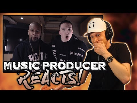 Music Producer Reacts to Token - YouTube Rapper ft. Tech N9ne