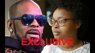 "R. Kelly (Ex) REVEALS ""LOVERS"", & Rob Loves  to Put OBJECTS up His A**"