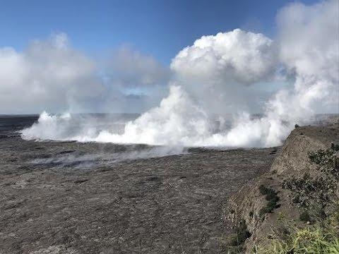 Live Stream - Kīlauea Volcano