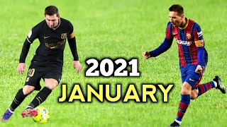 Lionel Messi back to his Best - January 2021 Skills & Goals
