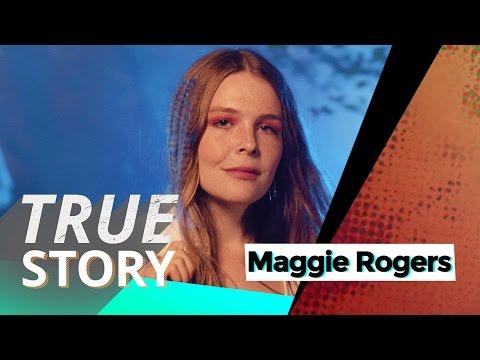 Maggie Rogers hatte Cat Stevens auf dem Arm #TrueStory