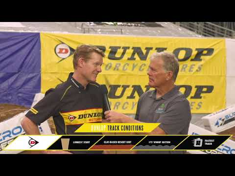 Dunlop Track Condition Report - Glendale, AZ