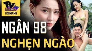 Ngân 98 nghẹn ngào kể về việc bị Lương Bằng Quang 'đối xử không tốt'