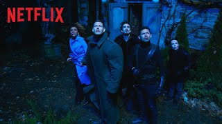 Umbrella academy :  bande-annonce VOST