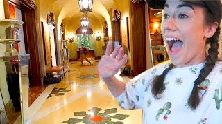 $25,000 A NIGHT HOTEL ROOM TOUR!