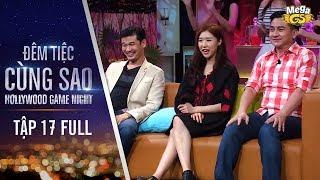 Đêm tiệc cùng sao | Tập 17 Full | Jin Ju Shin, Thuý Nga, Bùi Caroon, Tiết Cương, Anh Vũ, Lan Phương