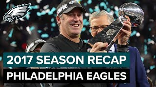 'All We Got...All We Need' Best Moments of the 2017 NFL Season | Philadelphia Eagles