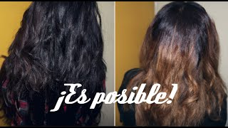 C mo aclarar el cabello oscuro xem video clip hot nh t 2017 - Como aclarar el pelo en casa ...