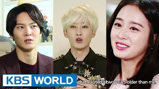 Entertainment Weekly   연예가중계 - Super Junior, 2AM, Joo Won, Kim Taehee (2014.11.15)