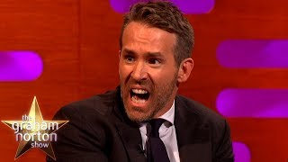 Ryan Reynolds Got High-Fived At The Worst Possible Time! | The Graham Norton Show