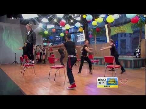 Baixar Good Morning America - Teen Beach Movie Cast - Cruisin' For A Bruisin' [HD]