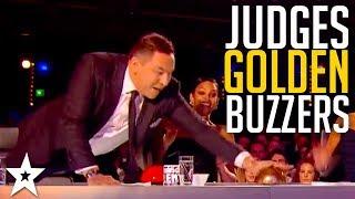 Best GOLDEN BUZZER Moments on Britain's Got Talent Part 2   Got Talent Global