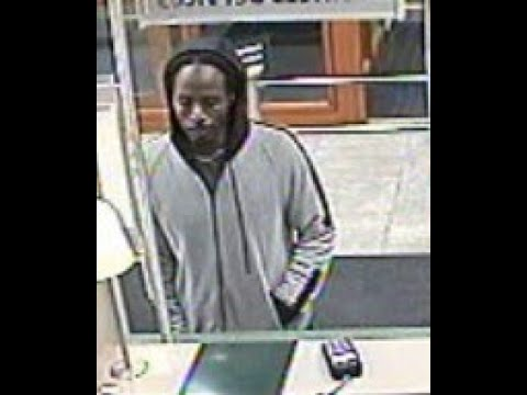 Tulolope Akinkuowo is wanted in a bank robbery investigation