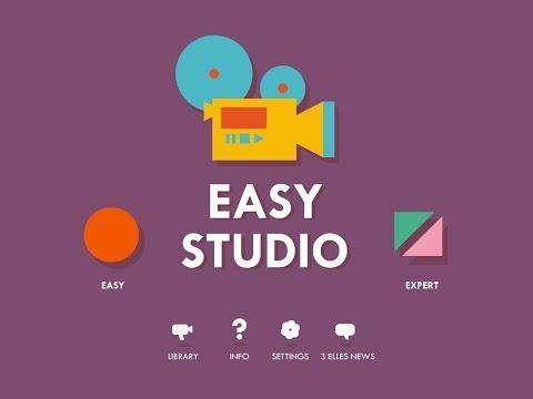 Easy Studio - Crear, Animar! Crea y anima objetos con formas