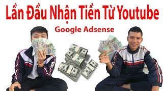 Hữu Bộ | Lần Đầu Nhận Tiền Từ Youtube, Google Adsense Và Chia Sẻ Niềm Vui Với Team Trẻ Trâu