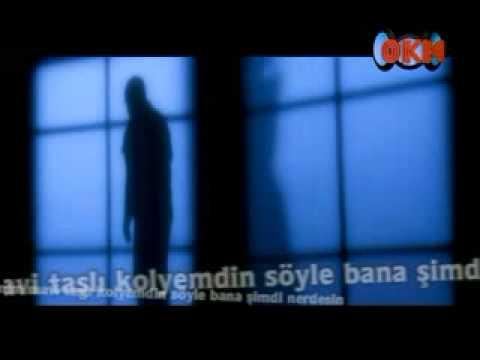 Sebla Kaplan-Mavi Taşlı Kolye