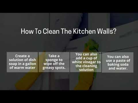 Best Way To Clean Kitchen Surfaces