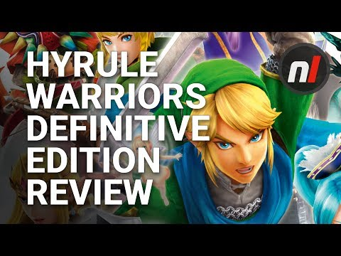 Hyrule Warriors: Definitive Edition Nintendo Switch Review