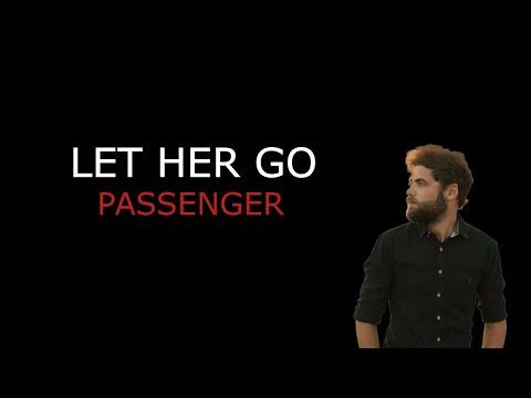 Passenger - Let her go. |  [Lyrics + Sub español]