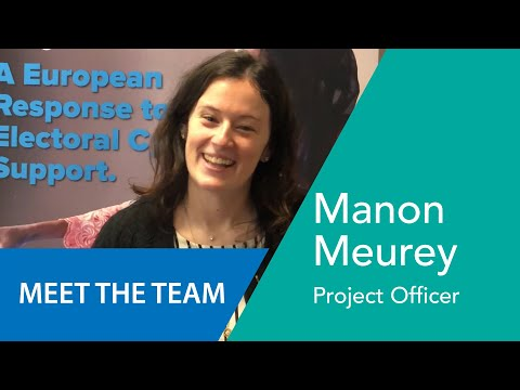 Manon Meurey - Project Officer