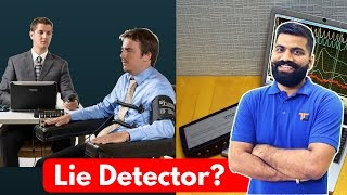 How Lie Detector Machine Works? Polygraph Explained...