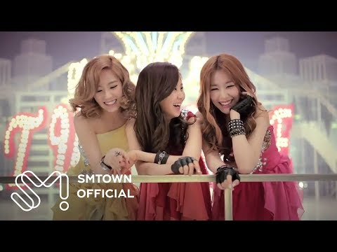GIRLS' GENERATION-TTS_TWINKLE_Music Video