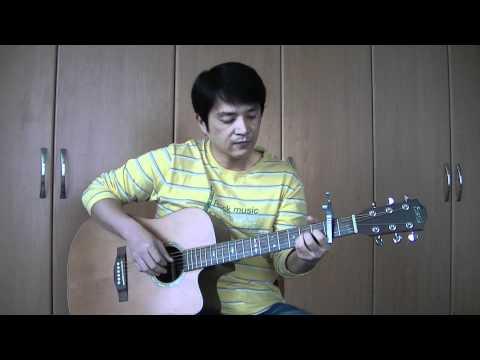 微加幸福~郁可唯 周俊賢老師 吉他 教學 編曲 演奏 小資女孩向前衝 片尾曲