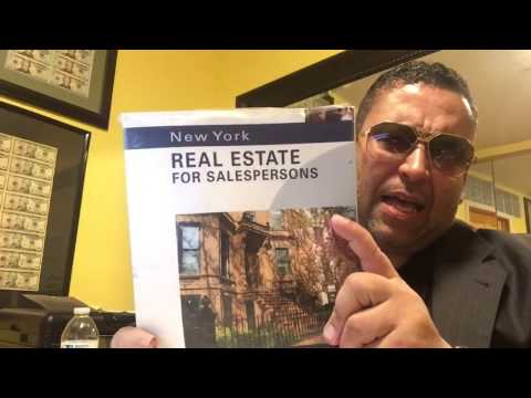 How to Become a Real Estate Agent NY - REAL ESTATE ONLINE COURSES