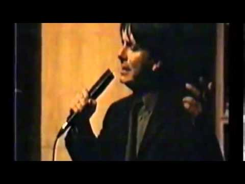 Ignacio Izcaray invitado por el Maestro Aldemaro Romero en TROPICALIA CARAQUEÑA