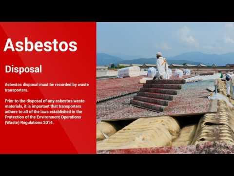 Asbestos Disposal Sydney Locations