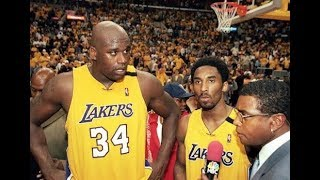 2000 NBA WESTERN CONFERENCE FINALS GAME 7 - LAKERS VS BLAZERS