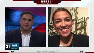 Alexandria Ocasio-Cortez: The Focus of the Democratic Party Should Be...