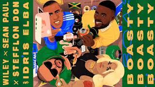 Wiley Ft. Stefflon Don ft. Sean Paul & Idris Elba - Boasty (Official Audio) January 2019