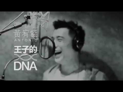 黃宥傑 Antonio Huang 【王子的DNA / The DNA of Prince】官方Official MV (HD) 台視 八大綜合台【威廉王子】片頭曲