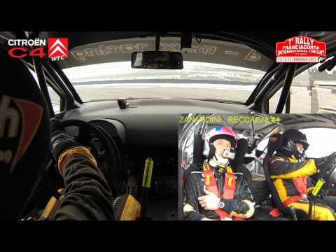 Shakedown - Zanardini Citroen C4 WRC