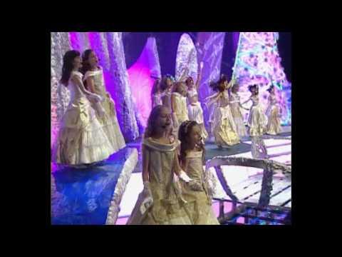 Домисолька и Ольга Будина - Новогодняя песня