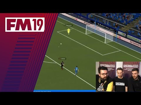 Football Manager 2019 - First Look Gameplay Livestream | Part Four #FM19