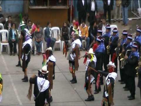 Tunantada como el 20 de Enero en Jauja Yauyos en Honor a San Fabian y San Sebastian