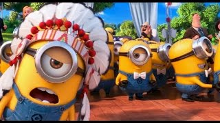 Y.M.C.A minions song