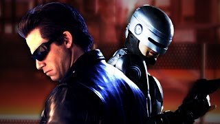 Terminator vs Robocop.  Epic Rap Battles of History Season 4.