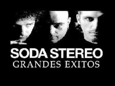 SODA STEREO EXITOS