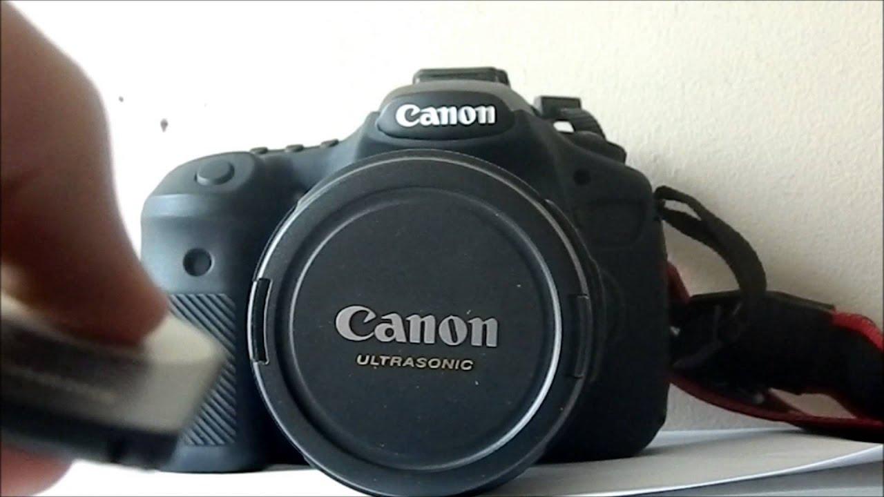 Canon remote Rc 1 manual